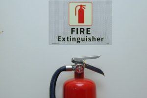 Fire Extinguisher Maintenance – Here Are Some Facts