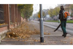 A Brief Overview About Leaf Blowers