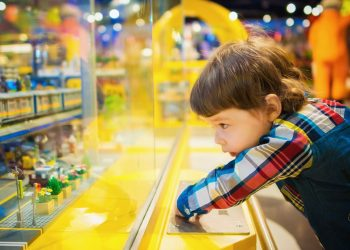 Encourage Lots Of Learning When Picking Toddler Toys