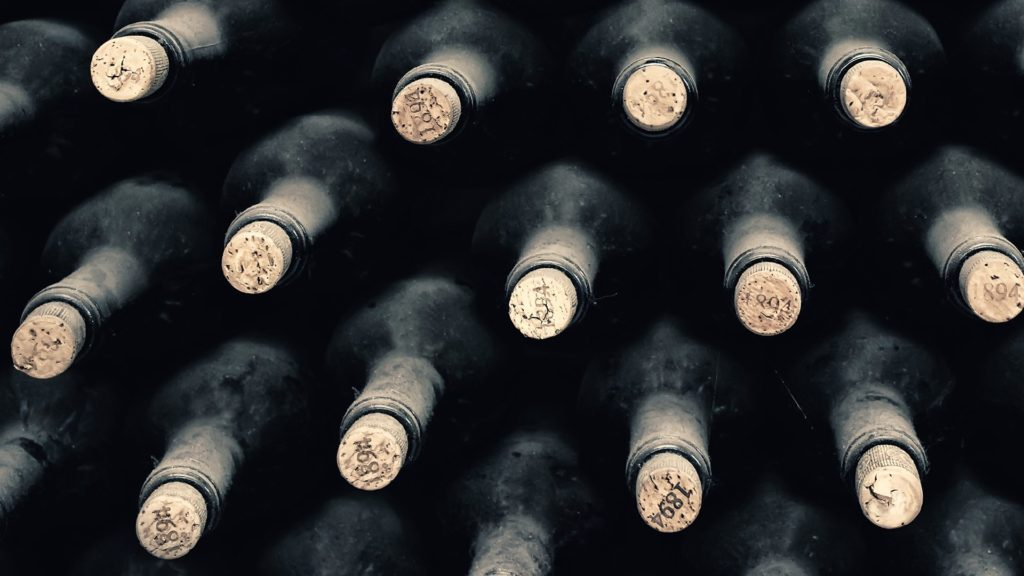 Counterfeited Wine